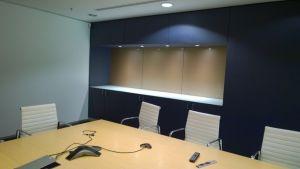 Commercial Splashback Boardroom - Sydney CBD