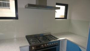 Custom Kitchen Splashback - Coogee